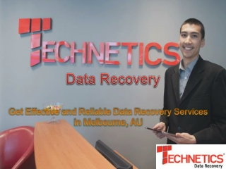 Technetics Data Recovery Services