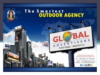 Special Offers for OOH Publicity in Mumbai - Global Advertis