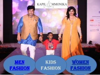 Kapil And Monika Collection - Ladies Fashion Wear