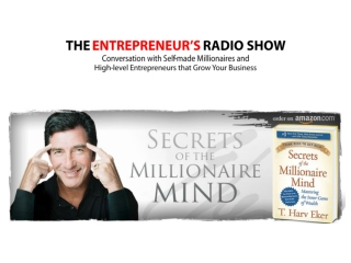 Secrets of the Millionaire Mind & Success in Your Business