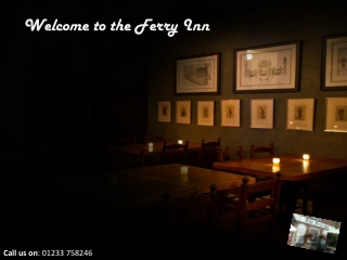 The Ferry Inn Stone inn Oxney