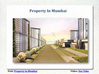 Rate Of Return On Investment Is High - Mumbai