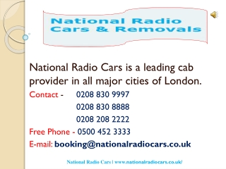 Heathrow Airport Cab Service