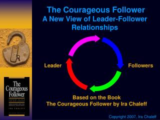 The Courageous Follower A New View of Leader-Follower Relationships