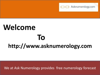 Free Numerology Reading | Numerology Compatibility