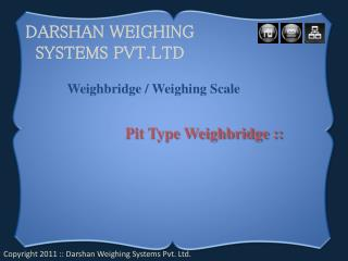 Electronic weighing scale India