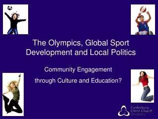 The Olympics, Global Sport Development and Local Politics