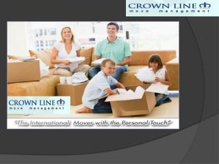 Crown Line Office Movers- International House Movers Malaysi