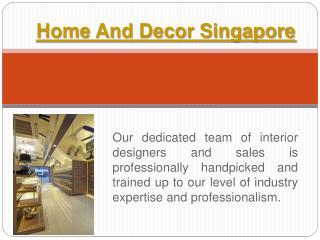 Kids Room Design Singapore