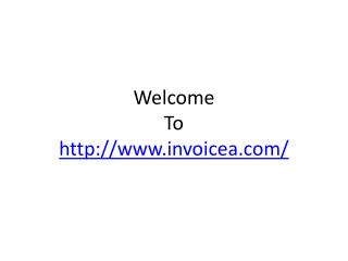 Create invoices online | How to write an invoice