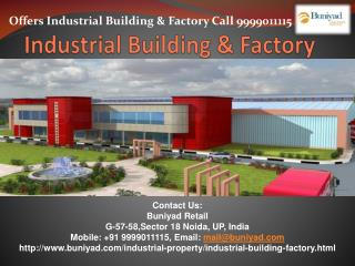 Large industrial Buildings for Sale