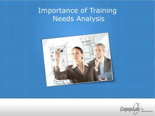 Importance of Training Need Analysis