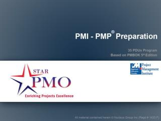 PMP Training in Pune