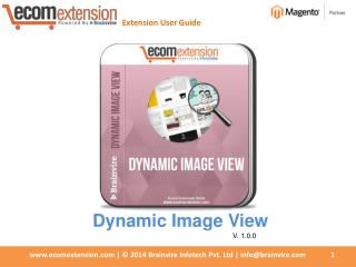 Magento Dynamic Image View Extension - Add More Lively Color