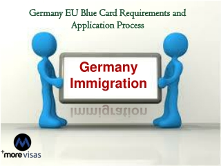 Germany EU Blue Card Requirements and Application Process