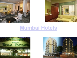 Hotels of Mumbai