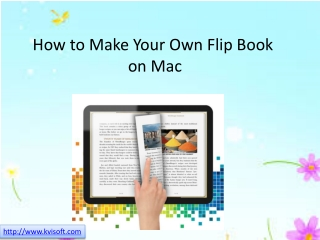 Best Solution for Making Flipbooks from PDF on Mac