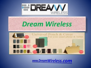Mobile Phone Accessories - Dream Wireless