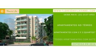 Apartamento Flores da Vila Isabel (21) 3117-4955