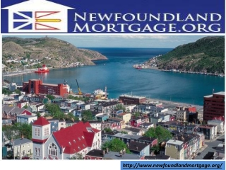 newfoundland mortgages