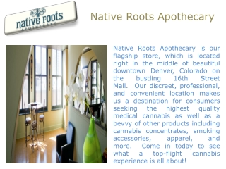 Native Roots Apothecary