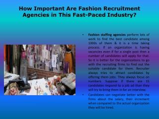 Retail Recruiters