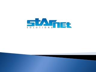 Starnet solution provide logo for Corporate Branding Identit