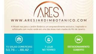 Lojas Salas Comerciais Ares Jardim Botanico (21) 3149-3200