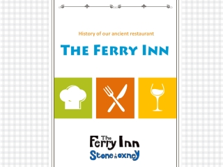 The Ferry Inn - History of an Ancient Restaurant