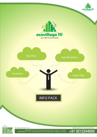 Supertech Ecovillage 4 Noida Extension