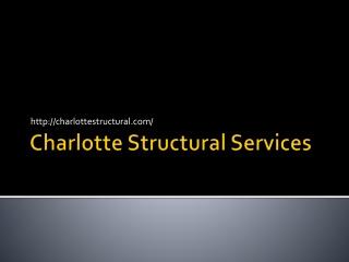 Charlotte Structural Services