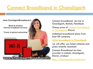 internet service www.chandigarhbroadband.in wifi chandigarh