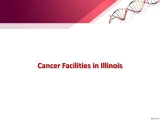Cancer Hospitals in illinos