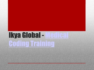 medical coding training in hyderabadf