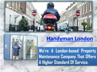 Best Handyman Services London