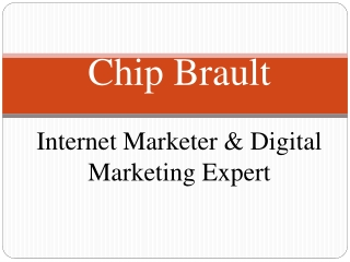 Chip Brault Digital Marketing Expert