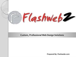 Flashwebz - Web Design Dallas