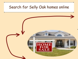 Search for Selly Oak homes online