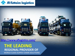 Al-Futtaim Logistics - The World Class Supply Chain Solution