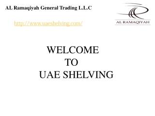 Mobile shevling in UAE,Slotted angle shelving in UAE