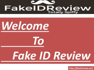 fake id reviews