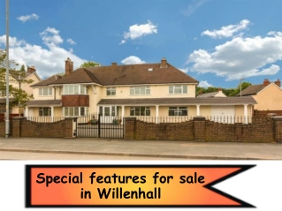 Special features for sale in Willenhall