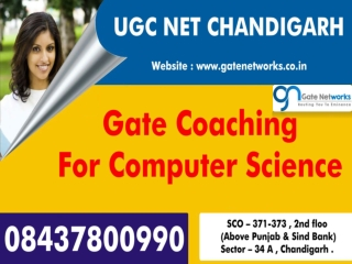 Welcome to Gate Coaching in Chandigarh