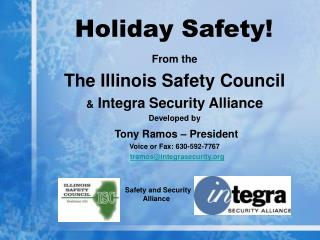 Holiday Safety!