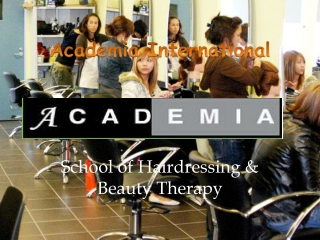 Professional Hairdressing Courses Melbourne