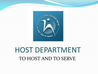 Host Department Web Hosting Plans