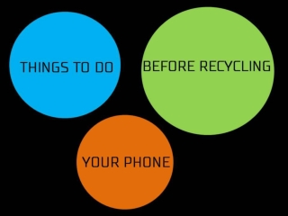 Things To Do Before Recycling Your Phone