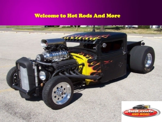 Custom Hot Rods for Sale,Street Rods for Sale