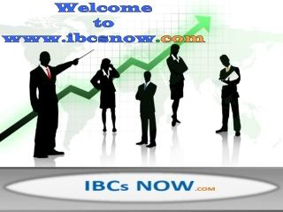 IBC formation