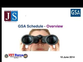 GSA Overview